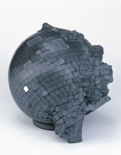 Mirror Ball (Grey)